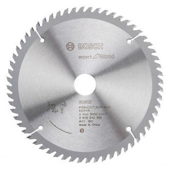 Lưỡi cưa gỗ 184x25.5mm T60 Bosch