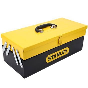 """Hộp đồ nghề sắt Stanley 94-192 3 ngăn (46.6 x 21 x 17CM) 19""""/480MM"""