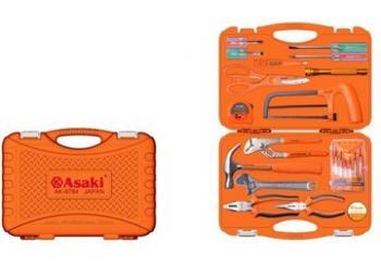 Bộ dụng cụ gia đình Asaki AK-9784 24 chi tiết
