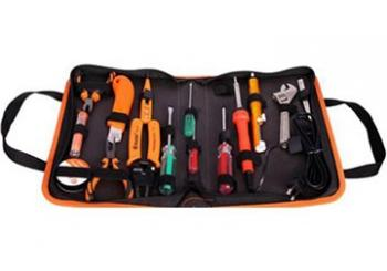 Bộ dụng cụ sửa chữa điện tử Asaki AK-9830 15 chi tiết
