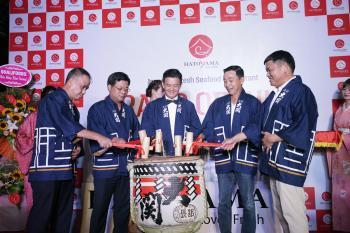 Perfecthome cung cấp thiết bị, vật tư thi công cho nhà hàng Hatoyama - 13 Lý Thường Kiệt đã đi vào khai trương