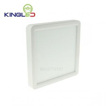 Đèn led ốp trần Kingled ONL-24-V300 24w, vuông 300mm, AS vàng/Trắng