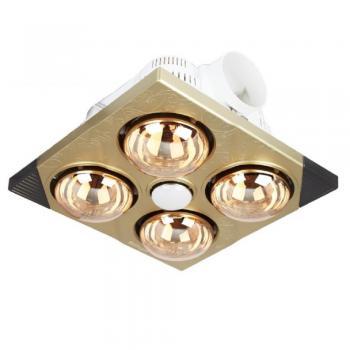 Đèn sưởi 4 bóng Kottmann K4B-T – loại âm trần