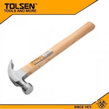 Búa sừng dê cán gỗ 225g Tolsen 25148