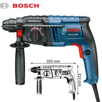 Máy khoan Bosch GBH2-20DRE Khoan 2 chức năng 550W - 20mm