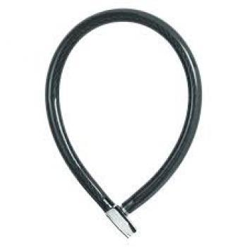 Khóa dây Abus CABLE LOCK 650/65 8mm, dài 65cm - Dùng chìa