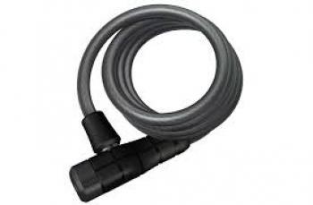 Khóa dây Abus CABLE LOCK 6mm, dài 55cm- Dùng chìa