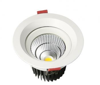 Đèn âm trần Vinaled mẫu N DLX-NW20 20W, vỏ trắng, ánh sáng: 3000K/4000K/5000K