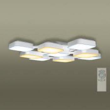 Đèn Led ốp trần Panasonic HH-LAZ504988 68W, Đổi màu ánh sáng bằng điều khiển từ xa