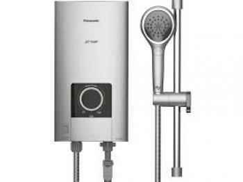 Bình tắm nóng lạnh trựctieesps Panasonic DH-4NP1VS 4.5Kw, Có bơm tăng áp, vô cấp