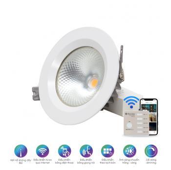 Đèn Downlight Smart Rạng Đông AT14.BLE 90/9W và AT14.BLE 110/12W, Nhiệt độ màu: 2700K - 6500K