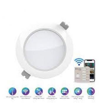Đèn Downlight Smart Rạng Đông AT16.BLE 90/7W, 9W, 12W; dải ánh sáng: 3000K-6500K