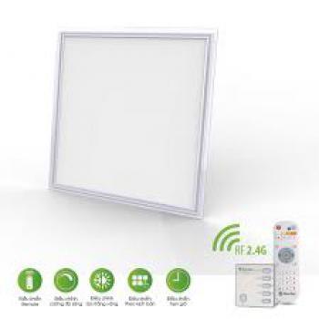 Panel tấm Smartled Rạng đông P07.BLE 60x60/40W, dài màu: 3000K-6500K